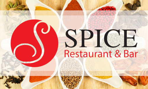 Welcome to Spice Restaurant & Bar